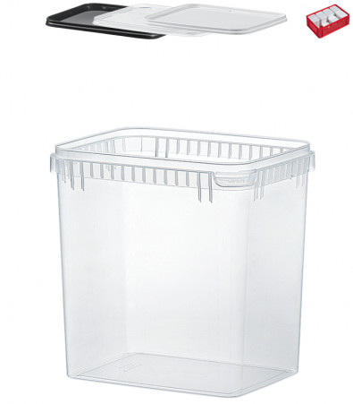 LOGIFLEX 3300 ML TRANSPARENT